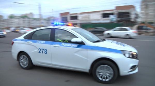 В Тамбовской области задержан угонщик
