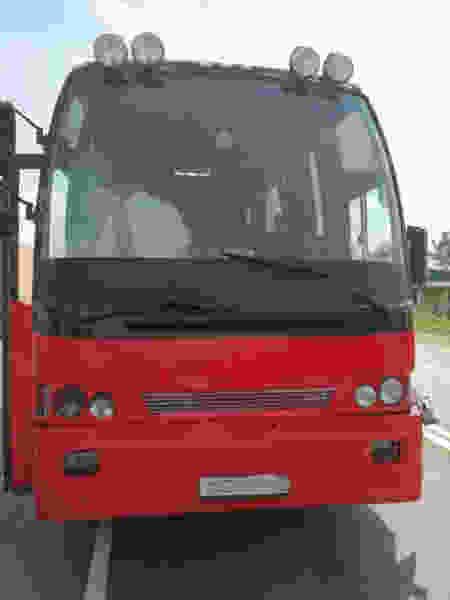 В Тамбовском районе пешеход погиб под колёсами автобуса