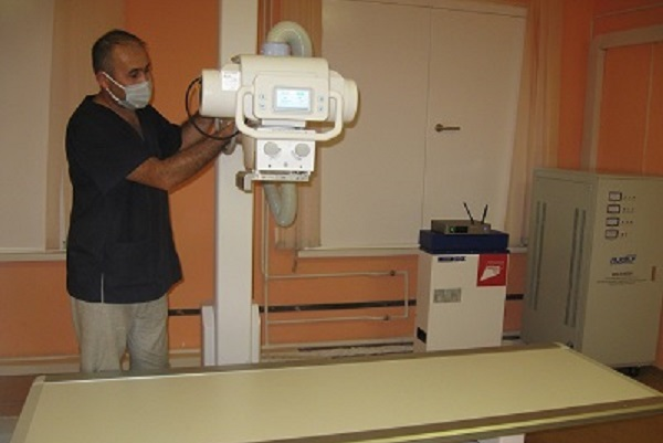 В Токарёвскую больницу поступило новое оборудование