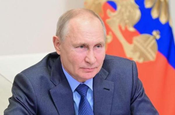 """Владимир Путин обсудит с членами """"Единой России"""" инициативы россиян"""