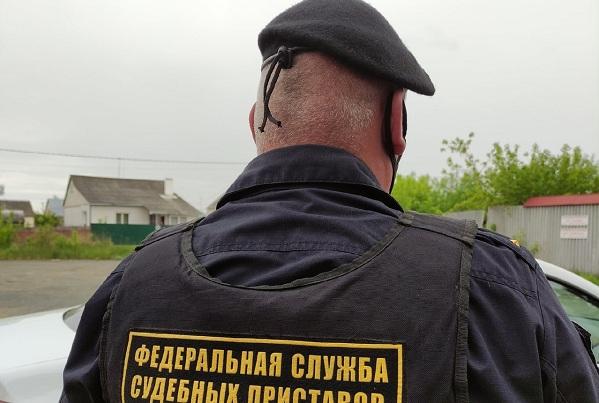 За долги в полмиллиона рублей у тамбовчанина арестовали внедорожник