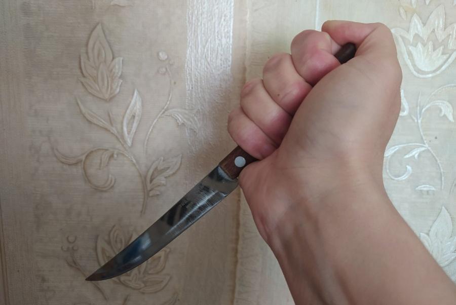 Житель Тамбовской области зарезал сожительницу