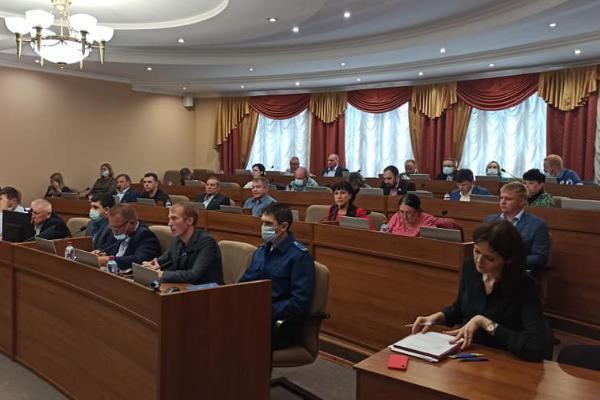 Депутаты гордумы обратились с пакетом документов об изменении границ Тамбова к губернатору