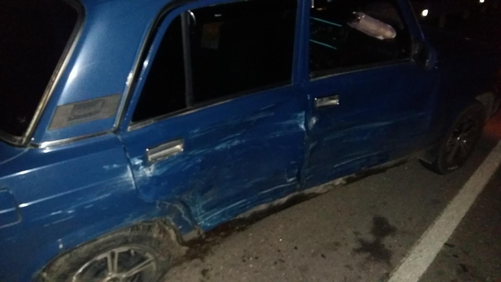 Два человека пострадали в ДТП на Южном обходе Тамбова