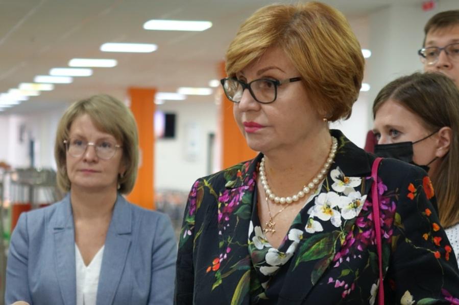 Федеральный эксперт оценила организацию горячего питания в школах Тамбовской области
