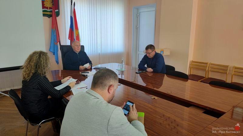 Глава Котовска поручил усилить работу по вакцинации от гриппа сотрудников детских садов и школ