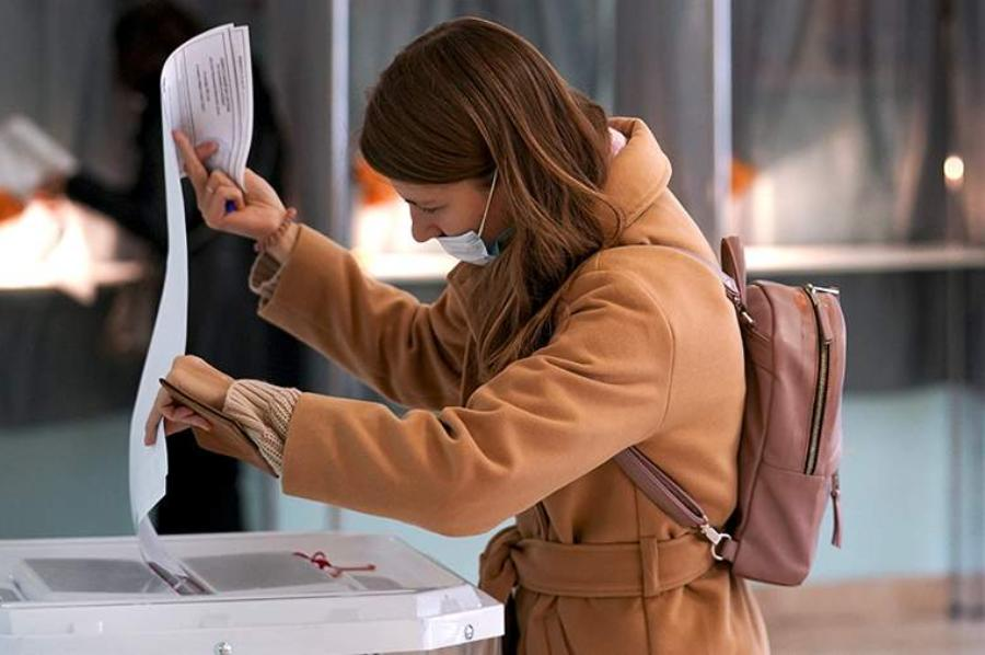Глава ЦИК рассказала, что происходит после закрытия избирательных участков