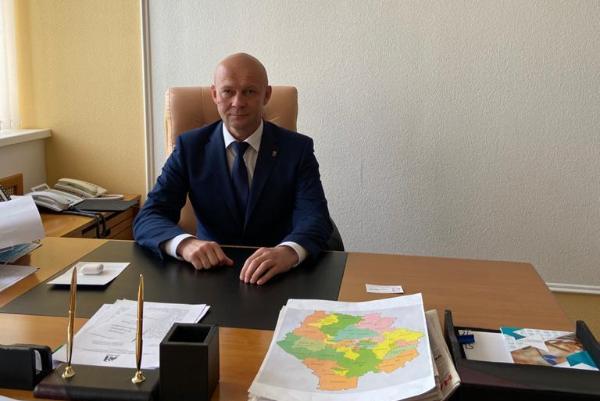 И.о. замгубернатора Александр Коробко отмечает юбилей