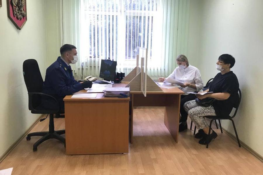 К прокурору Тамбовской области на прием пришли обманутые дольщики