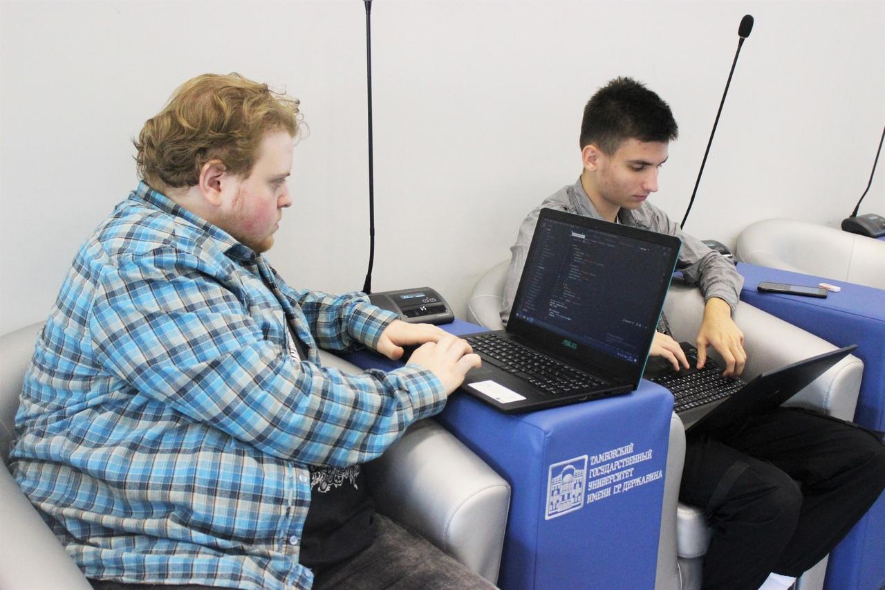 Команда ТГУ заняла второе место в Data-Хакатоне