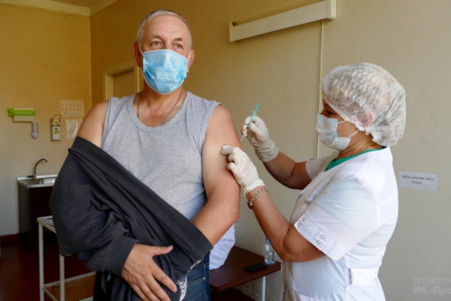 Котовчане могут привиться от гриппа или коронавируса во время выборной кампании