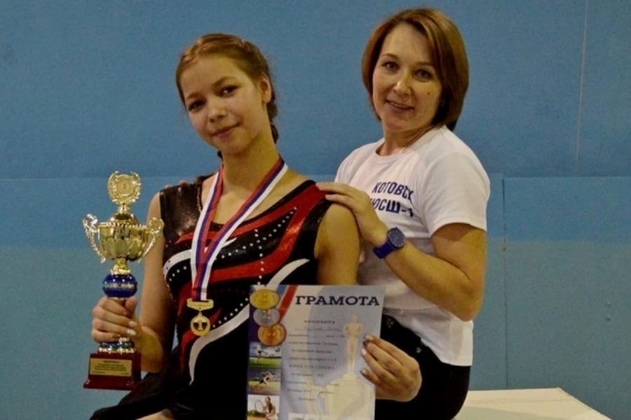 Котовчанке Янине Андреевой присвоено звание мастера спорта России