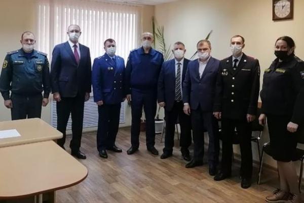 Назначен Рассказовский межрайонный прокурор