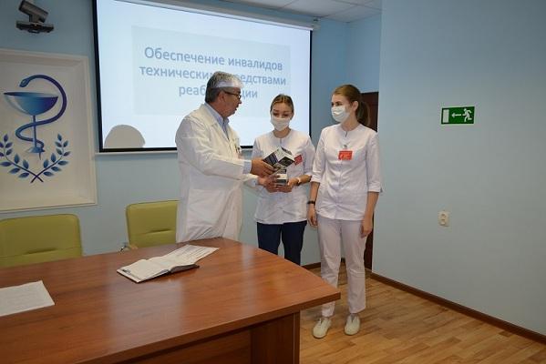 Одну из больниц Тамбова пополнили молодые специалисты