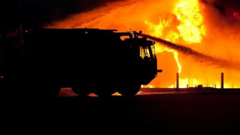При пожаре в Моршанске погибла 87-летняя женщина
