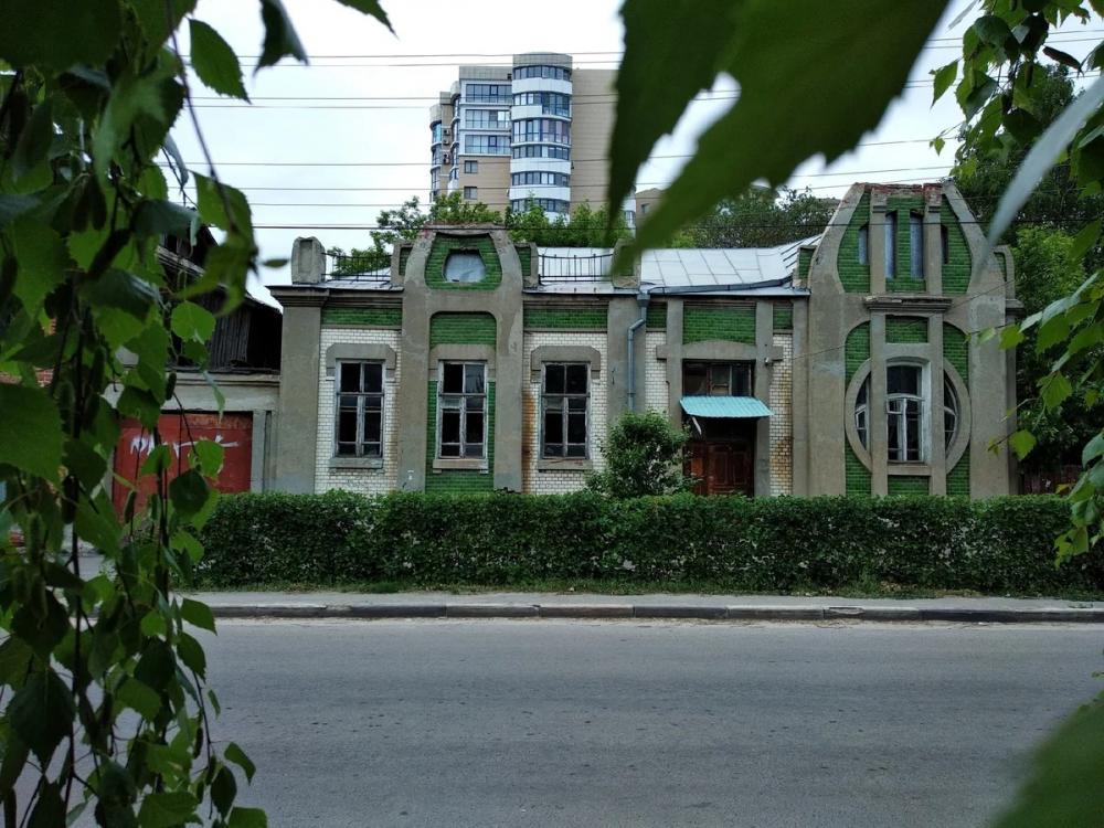 Решено выставить на продажу дом Свирчевского, усадьбу Теннис и дом Никифорова в Тамбове