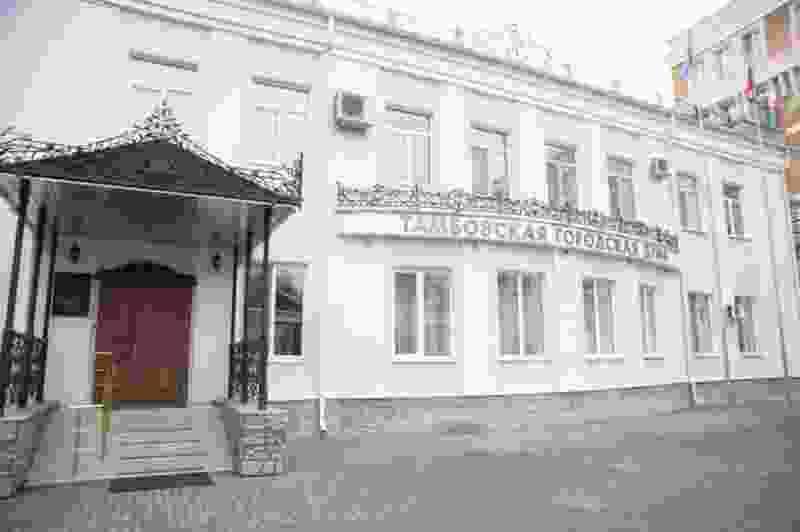 Состав Тамбовской городской Думы снова обновится