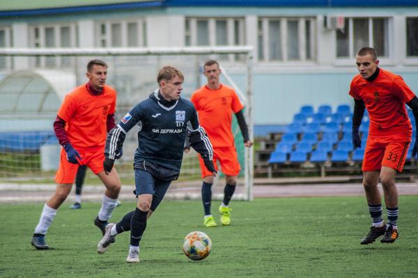 Сыграны первые матчи Кубка Тамбовской области по футболу