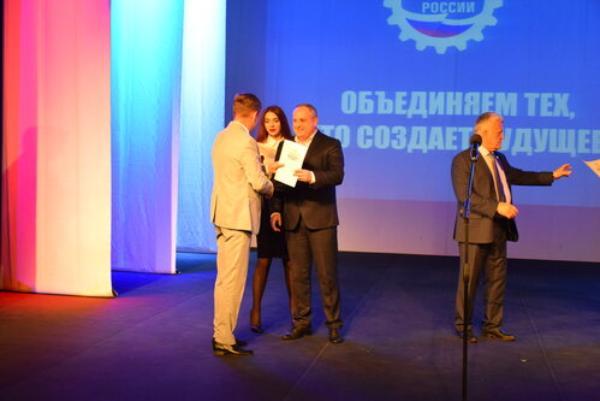 Тамбовчан поздравили с Днем машиностроителя