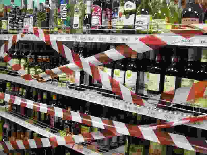 Тамбовчане не смогут купить алкоголь с 8 по 10 сентября