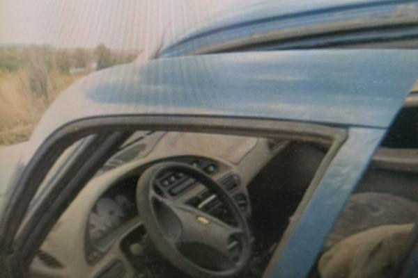 Тамбовчанин угнал автомобиль и попал в ДТП