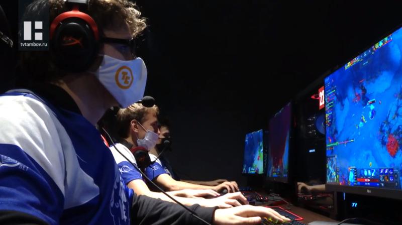 Тамбовские киберспортсмены выиграли «золото» на турнире в Липецке