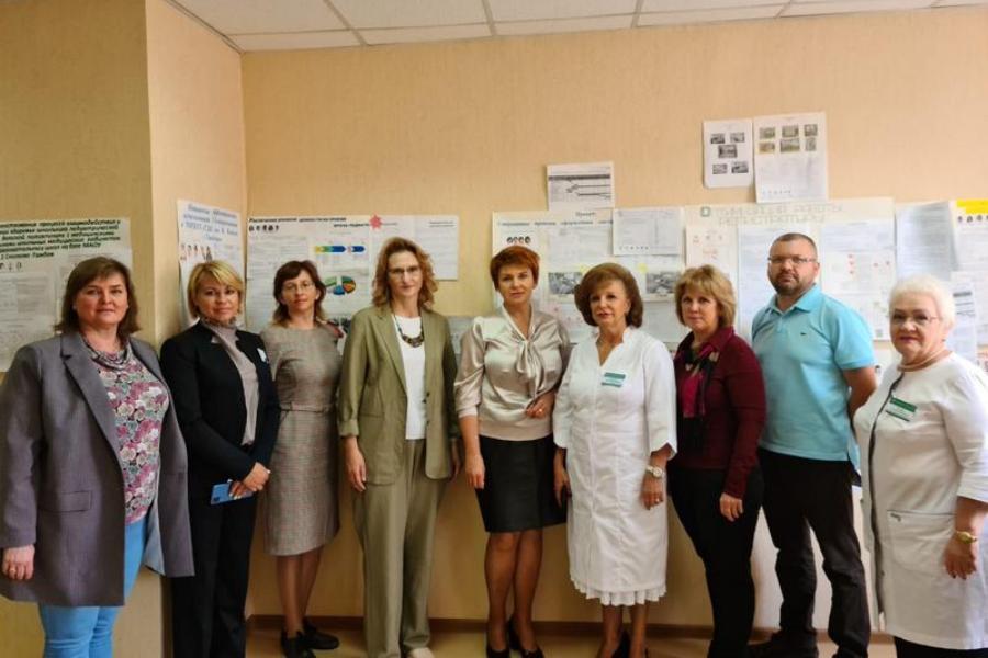 Тамбовские медики поделились опытом по организации первичной медико-санитарной помощи