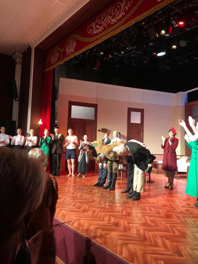 Тамбовский молодёжный театр принял участие во Всероссийском фестивале в Балашове