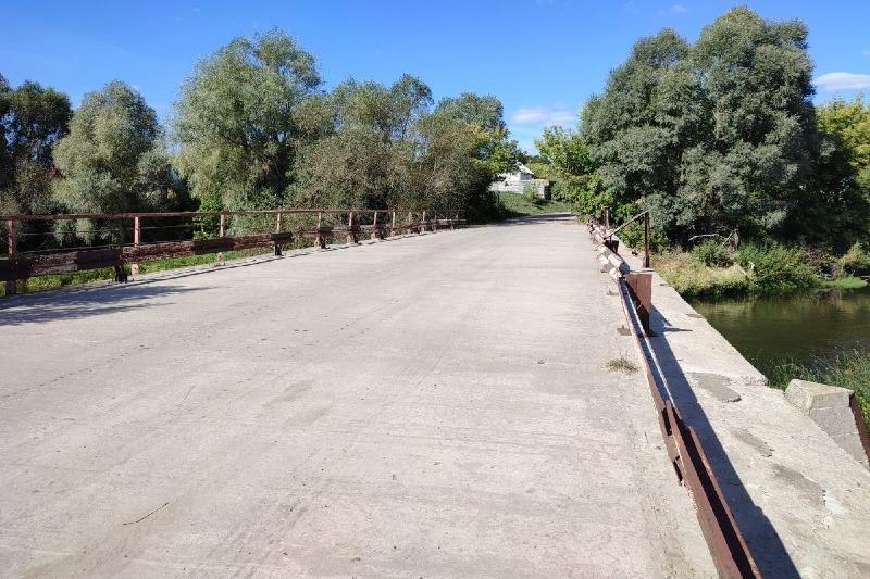 У «несуществующего» моста в Мучкапском районе пропали перила
