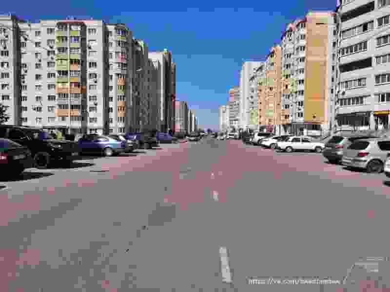 В 2022 году в Тамбове отремонтируют дороги на улицах Советская, Ореховая и Чичерина