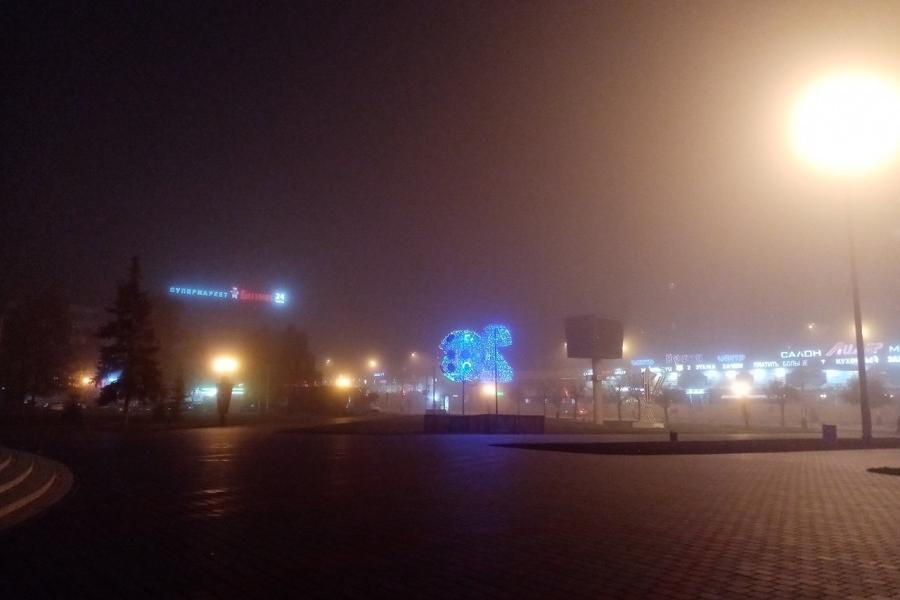 В ближайшие часы тамбовчан ожидает густой туман