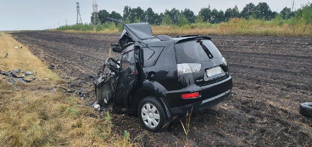 В ДТП под Мичуринском погиб 29-летний мужчина