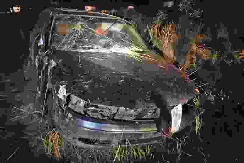 В ДТП в Токарёвке погиб пассажир «Мазды»