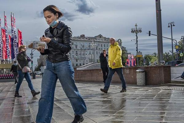 В европейской части России ожидается похолодание