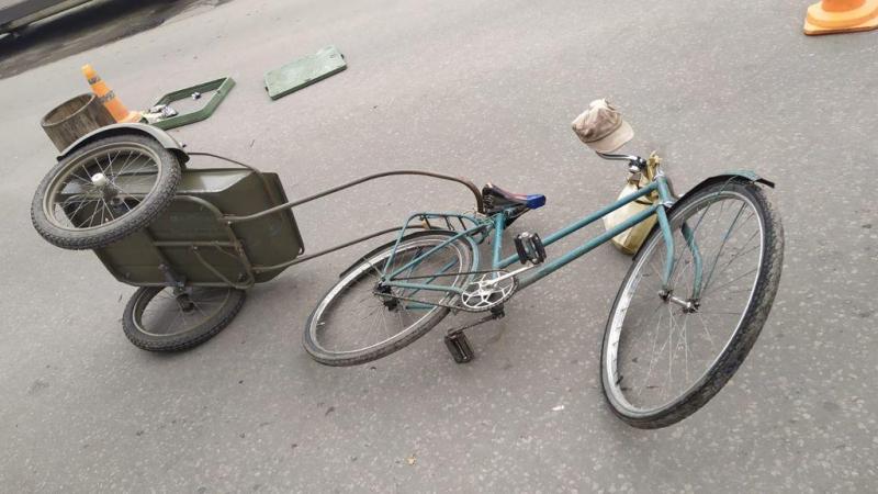 В Мичуринске пенсионер на «Эксплорере» сбил 64-летнего велосипедиста