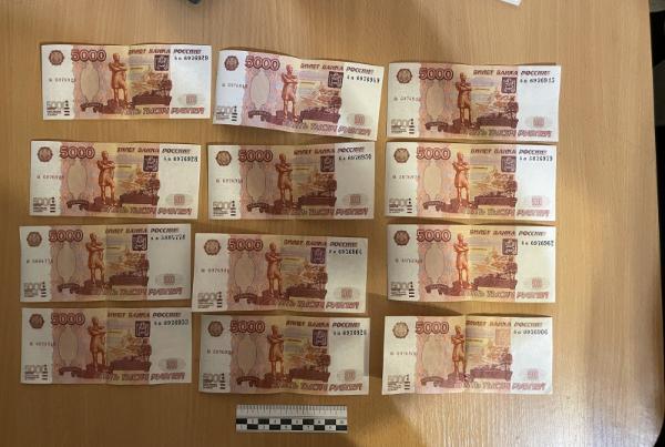 В Мичуринске расследуют уголовное дело о сбыте фальшивых купюр