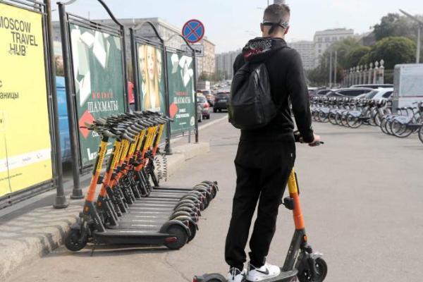 В России могут ограничить скорость электросамокатов