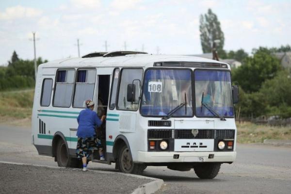 В Тамбове изменится расписание автобусов №108 и №10