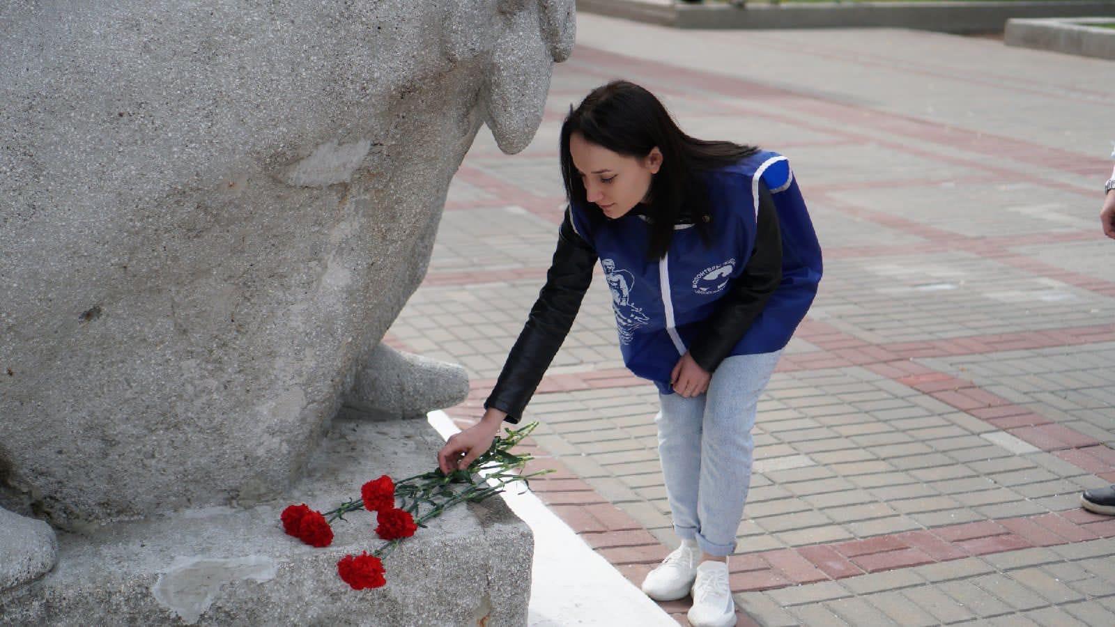В Тамбове почтили память погибших в блокадном Ленинграде