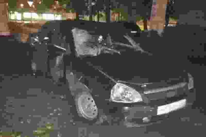 В Тамбове «Приора» сбила мальчика на переходе