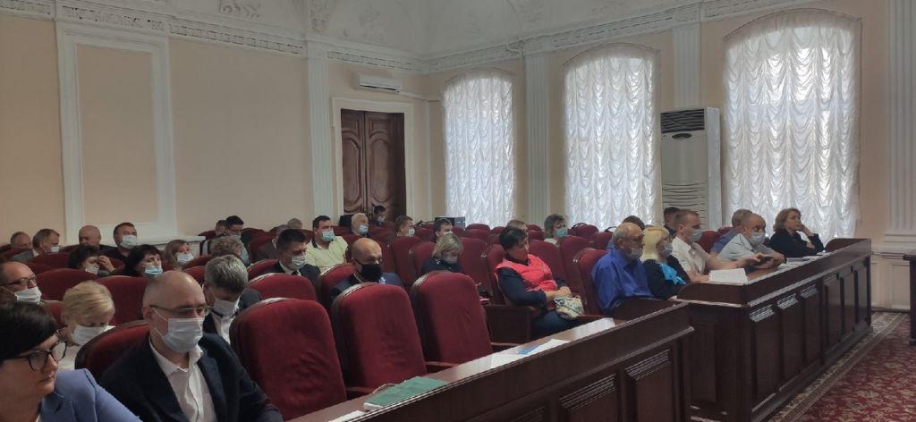 В Тамбове провели антитеррористическое обследование избирательных участков