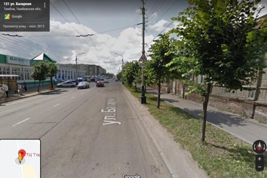 """В Тамбове разыскивают собственников гаражей, расположенных в районе ТЦ """"Город"""""""