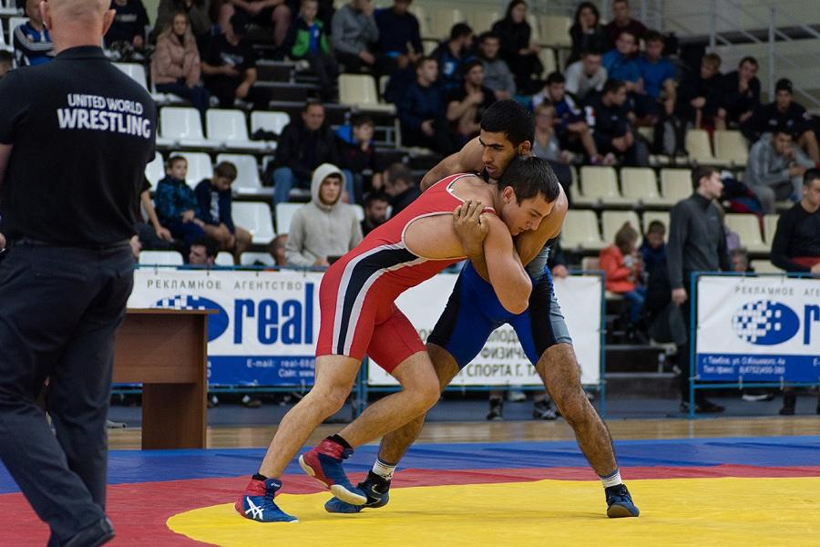 В Тамбове состоится Всероссийский турнир по греко-римской борьбе