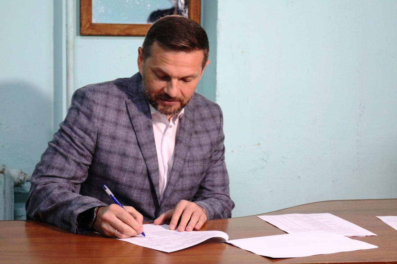 В Тамбове состоялась передача бюллетеней для голосования на выборах депутатов облдумы