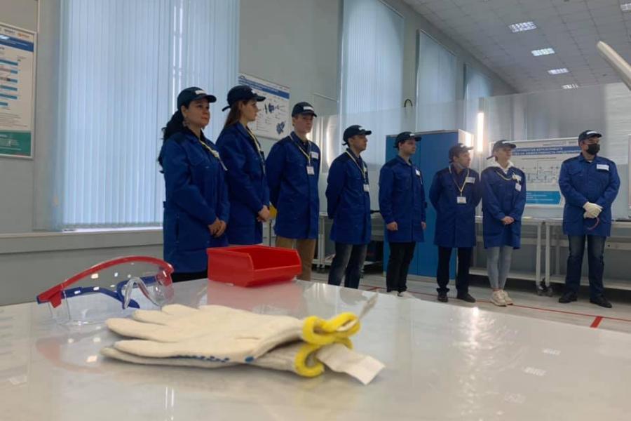 В Тамбове стартовал первый Кубок по рационализации и производительности