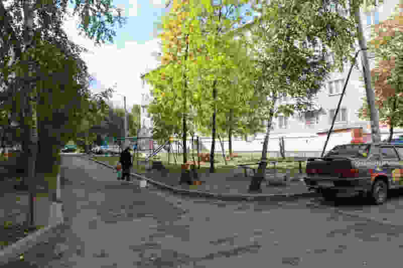 В Тамбове в 2022 году потратят 48 миллионов рублей на благоустройство дворов