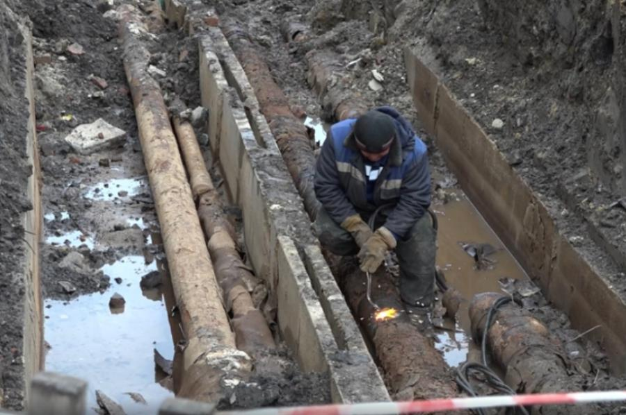 В Тамбове заканчивают работы по ремонту теплосетей и котельных