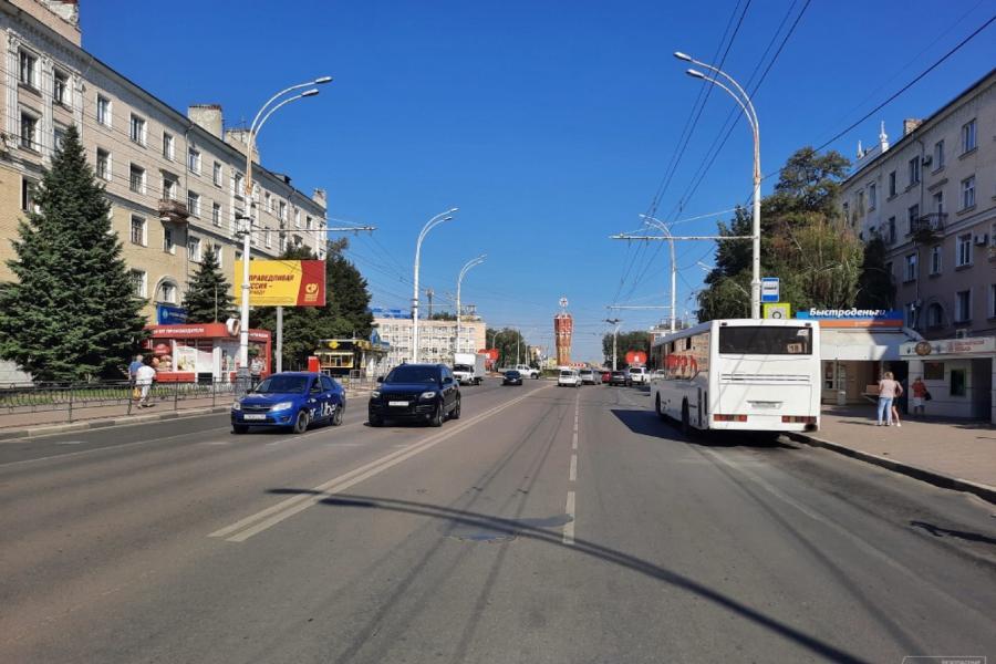В Тамбове заключили контракты по ремонту автодорог на 2022 год
