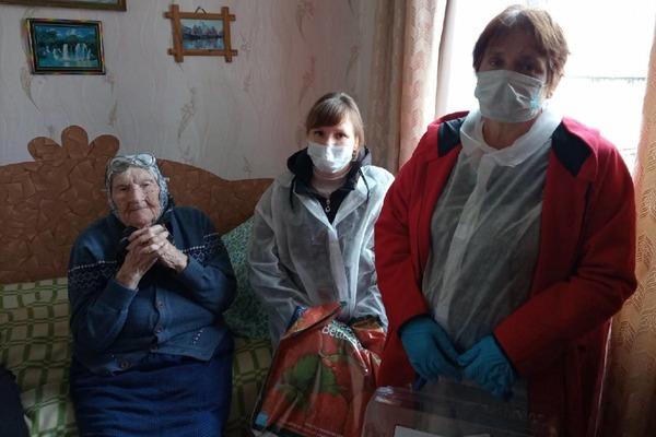 В Тамбовской области на выборах проголосовала 101-летняя женщина