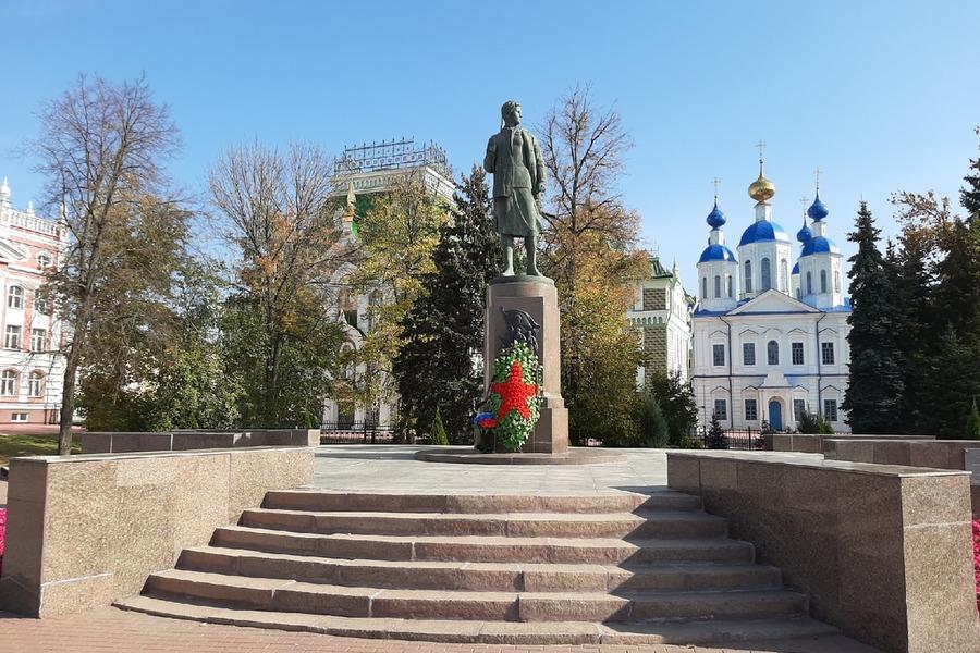 В Тамбовской области почтили память Зои Космодемьянской